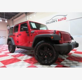 2010 Jeep Wrangler 4WD Unlimited Rubicon for sale 101281697