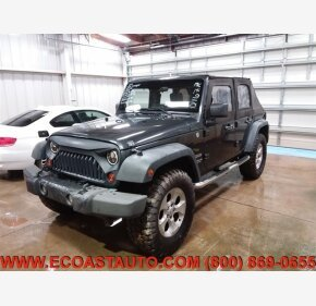 2010 Jeep Wrangler 4WD Unlimited Sport for sale 101326391