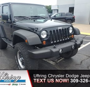 2010 Jeep Wrangler for sale 101342772