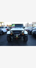 2010 Jeep Wrangler for sale 101402312
