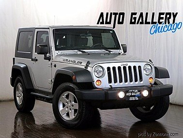 2010 Jeep Wrangler for sale 101532938