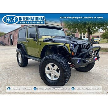 2010 Jeep Wrangler for sale 101626220