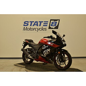 2010 Kawasaki Ninja 250R for sale 200632299