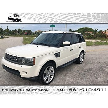 2010 Land Rover Range Rover Sport Supercharged for sale 101060164