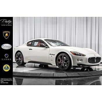 2010 Maserati GranTurismo S Coupe for sale 101181135