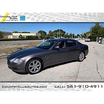 2010 Maserati Quattroporte for sale 101072969