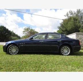 2010 Maserati Quattroporte for sale 101276208
