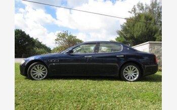 2010 Maserati Quattroporte for sale 101276208