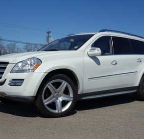 2010 Mercedes-Benz GL550 4MATIC for sale 100974676