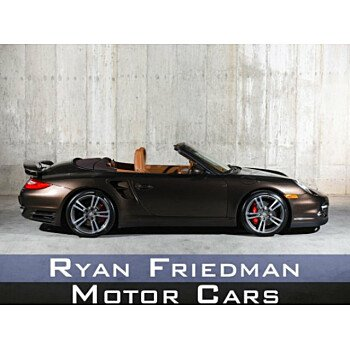 2010 Porsche 911 Turbo Cabriolet for sale 101070797