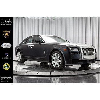 2010 Rolls-Royce Ghost for sale 101170029