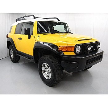 2010 Toyota FJ Cruiser 4WD for sale 101147768