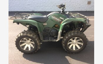 2010 Yamaha Grizzly 700 for sale 200636775