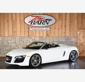 2011 Audi R8 4.2 Spyder for sale 101241935