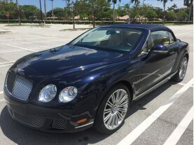 2011 Bentley Continental GTC Speed Convertible for sale 101089694