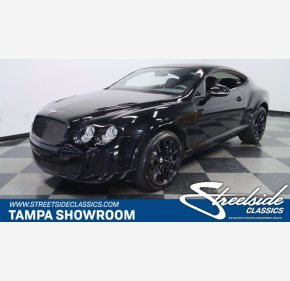 2011 Bentley Continental for sale 101488425
