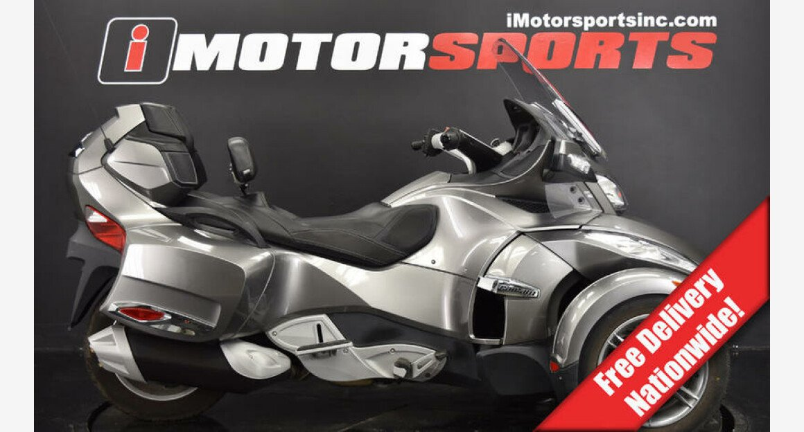 2011 Can-Am Spyder RT for sale 200642395