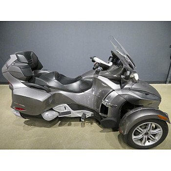 2011 Can-Am Spyder RT for sale 200682374