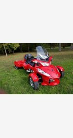 2011 Can-Am Spyder RT-S for sale 200647317