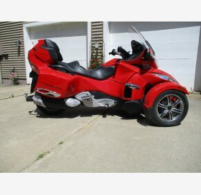 2011 Can-Am Spyder RT-S for sale 200973538
