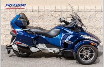 2011 Can-Am Spyder RT for sale 201050659