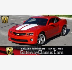 2011 Chevrolet Camaro SS Coupe for sale 101054779
