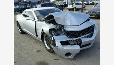 2011 Chevrolet Camaro LS Coupe for sale 101058892