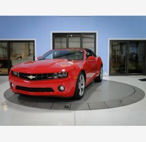 2011 Chevrolet Camaro LT Convertible for sale 101061709