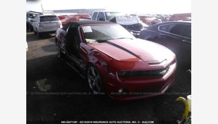 2011 Chevrolet Camaro SS Convertible for sale 101108471