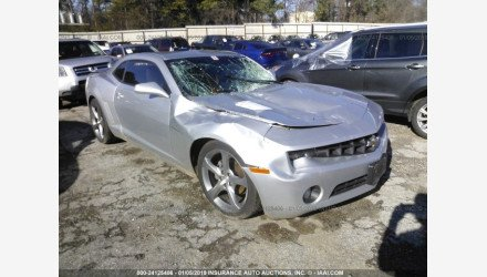 2011 Chevrolet Camaro LT Coupe for sale 101109570