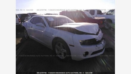 2011 Chevrolet Camaro LT Coupe for sale 101110615