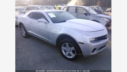 2011 Chevrolet Camaro LT Coupe for sale 101110621