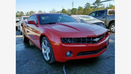 2011 Chevrolet Camaro LT Coupe for sale 101110793