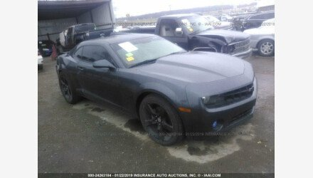 2011 Chevrolet Camaro LS Coupe for sale 101111248