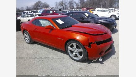 2011 Chevrolet Camaro LT Coupe for sale 101125835