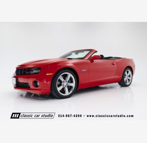 2011 Chevrolet Camaro SS Convertible for sale 101192723