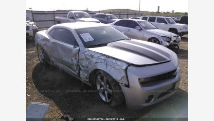 2011 Chevrolet Camaro LT Coupe for sale 101218117
