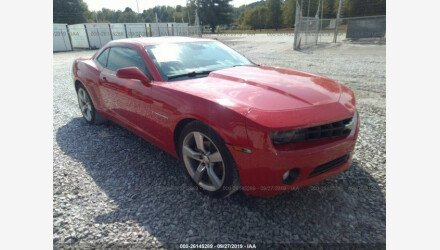 2011 Chevrolet Camaro LT Coupe for sale 101223277