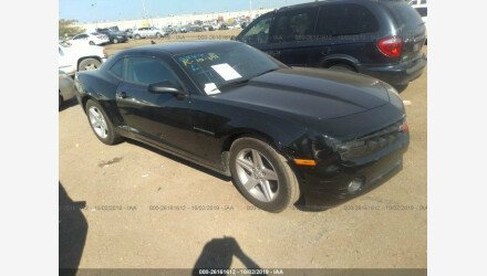 2011 Chevrolet Camaro LT Coupe for sale 101223973