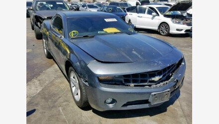 2011 Chevrolet Camaro LT Coupe for sale 101225774
