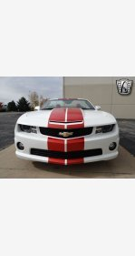 2011 Chevrolet Camaro SS Convertible for sale 101229239