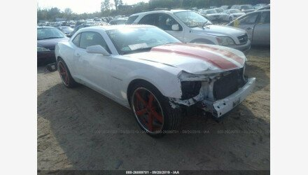 2011 Chevrolet Camaro SS Coupe for sale 101234856