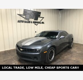 2011 Chevrolet Camaro LS Coupe for sale 101240171