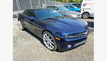 2011 Chevrolet Camaro LS Coupe for sale 101241087