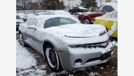 2011 Chevrolet Camaro LS Coupe for sale 101248184