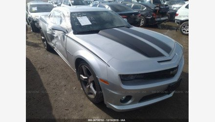 2011 Chevrolet Camaro SS Coupe for sale 101267212