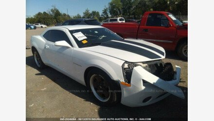 2011 Chevrolet Camaro LS Coupe for sale 101268877