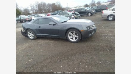 2011 Chevrolet Camaro LT Coupe for sale 101271105