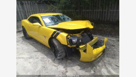 2011 Chevrolet Camaro LT Coupe for sale 101273280