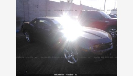 2011 Chevrolet Camaro LT Coupe for sale 101274238